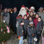 Conseil citoyen : décorations de Noël avec le DRE