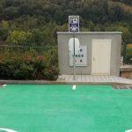 Installation de bornes électriques